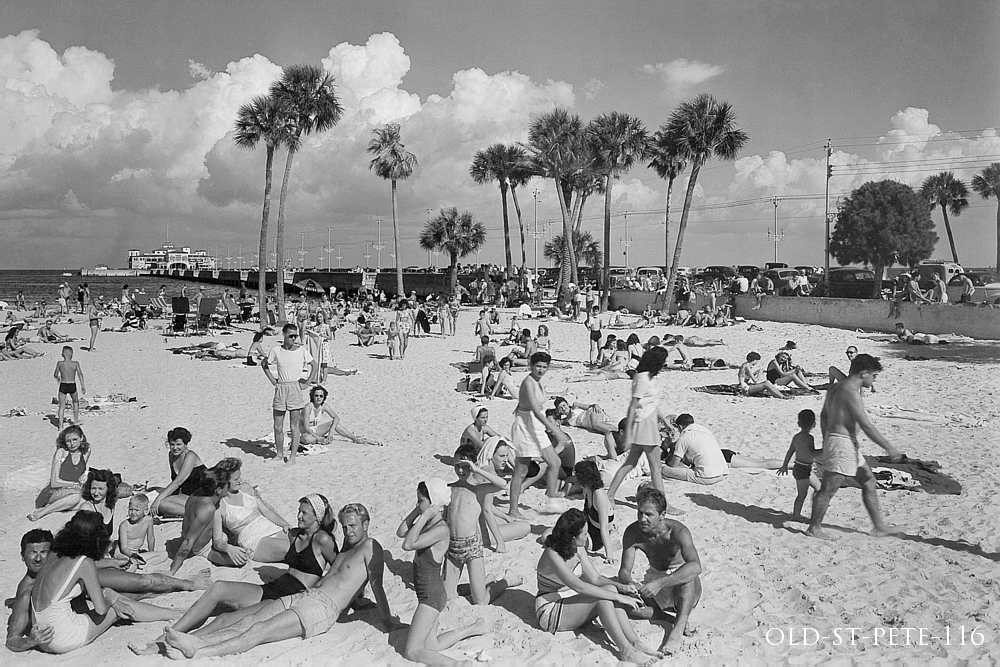 Beach Old St. Pete