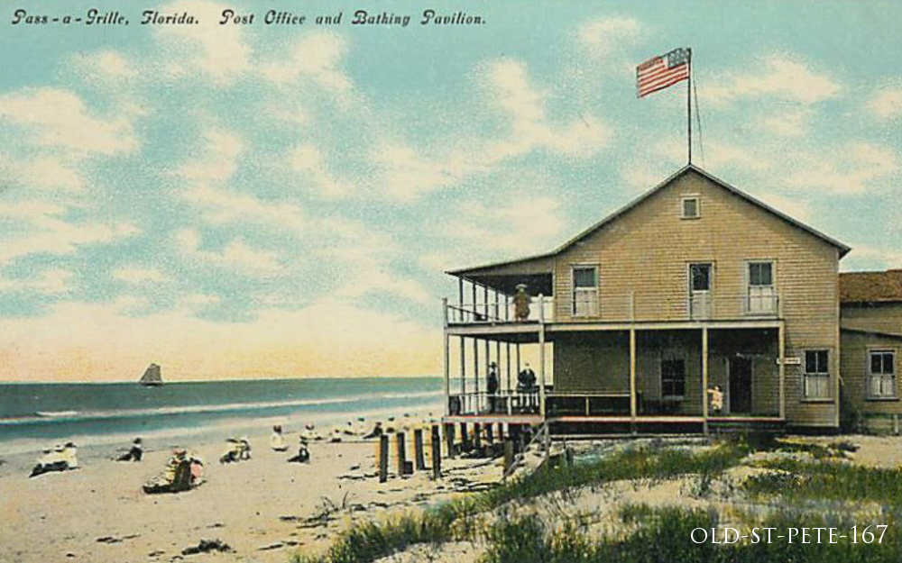 Pass-A-Grille Beach Post Office
