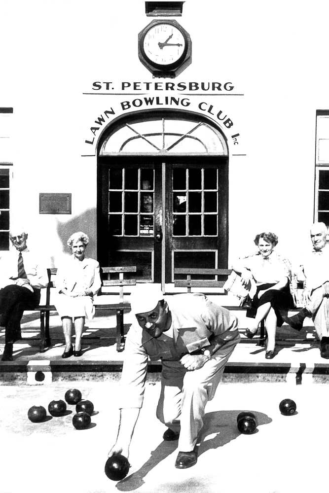 St. Petersburg Lawn Bowling Club