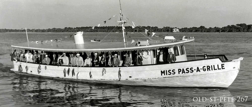 Miss Pass-A-Grille Boat